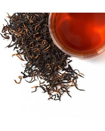 Golden Monkey Black Tea - Fujian Jin Hou Black Tea
