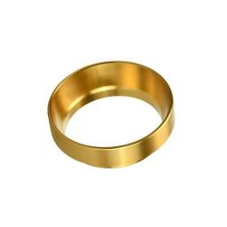 Coffeesmaster Coffee Dose Ring Replacement - Portafilter Dosing Funnel - Aluminum - 58mm