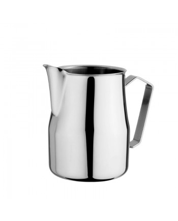 Coffeesmaster Europa Stainless Steel Milk Frothing Pitcher