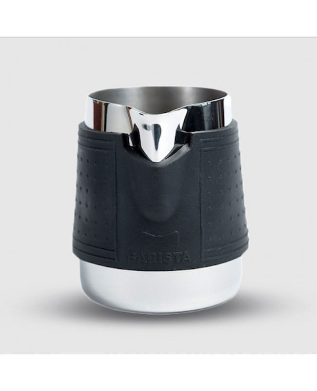 TiAmo Handle Less Milk Jug - Coffee Latte Frothing Pitcher / Cup