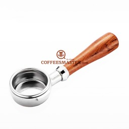 Coffeesmaster Coffee Bottomless Naked Portafilter - 58 Mm - For Standard Commercial Machines