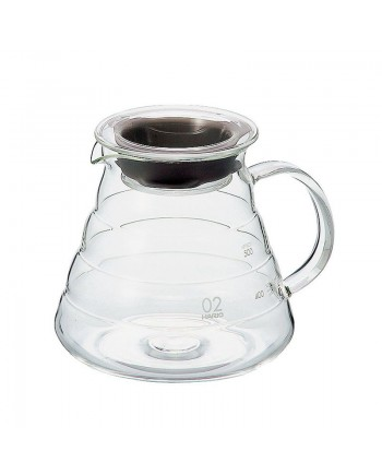 Hario XGS V60 Range Coffee Glass Server