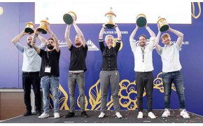 2018 World Barista Champion