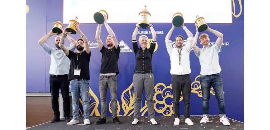 2018 World Barista Champion